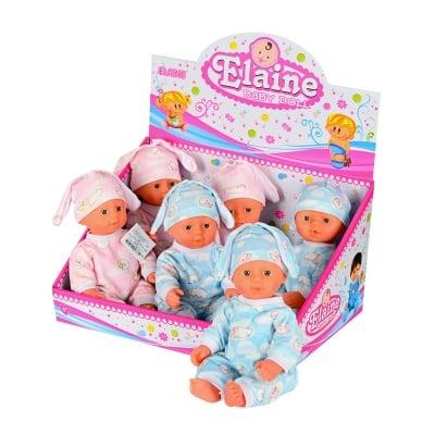 """Бебе """"Elaine"""" /6 броя в кутия - микс/"""