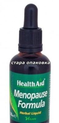 ФОРМУЛА ПОДКРЕПА ПРИ МЕНОПАУЗА КАПКИ - 50 мл., HEALTH AID