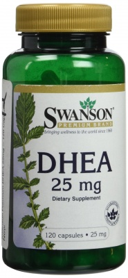 DHEA 25 мг. * 120капсули, СУОНСЪН