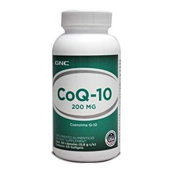 КОЕНЗИМ Q10 200 мг. * 60капсули, GNC