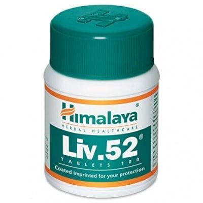 ЛИВ - 52 - подобряван дейността на черния дроб * 60 табл., THE HIMALAYA DRUG CO