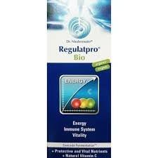 РЕГУЛАТПРО БИО СОЛУЦИО - повишава клетъчната енергия - 350 мл., DR. NIEDERMAIER PHARM