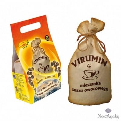 ЧАЙ ВИРУМИН - в подкрепа на храносмилателната система - филт. пакетчета Х 15