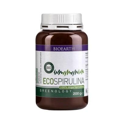СПИРУЛИНА регулира метаболизма и детоксикира 200 гр.