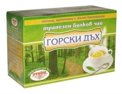 ЧАЙ ФИЛТЪР ГОРСКИ ДЪХ * 20 ЕВЕЛИН 29