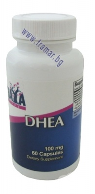 ХАЯ ЛАБС DHEA капс. 100 мг. * 60