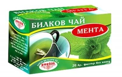 ЧАЙ ФИЛТЪР МЕНТА * 20 ЕВЕЛИН 29