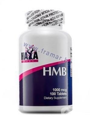 ХАЯ ЛАБС HMB табл. 1000 мг. * 100