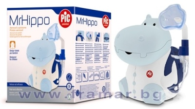 АПАРАТ ИНХАЛАТОР MR HIPPO