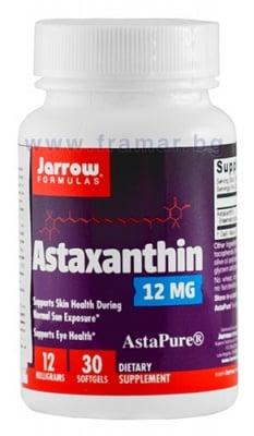 ДЖАРОУ ФОРМУЛАС АСТАКСАНТИН капсули 12 мг. * 30