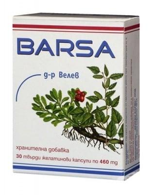 БАРСА капс.  460 мг. * 30