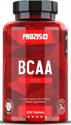 ПРОЗИС BCAA 2:1:1 таблетки * 200