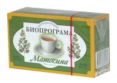 ЧАЙ ФИЛТЪР МАТОЧИНА * 20