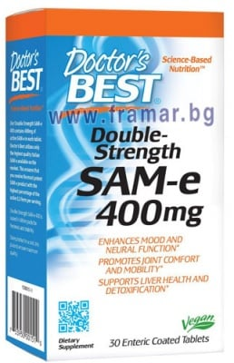 ДОКТОР'С БЕСТ САМ - Е таблетки 400 мг. * 30