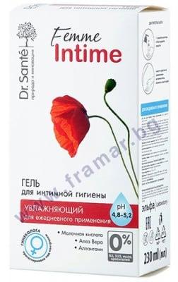 ИНТИМЕН ХИДРАТИРАЩ ГЕЛ 230 мл