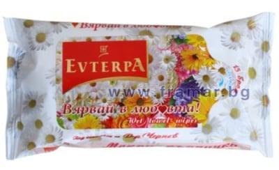 ЕВТЕРПА МОКРИ КЪРПИ ЦВЕТЯ * 15