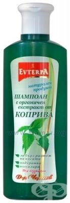 ЕВТЕРПА ШАМПОАН КОПРИВА 250 мл.