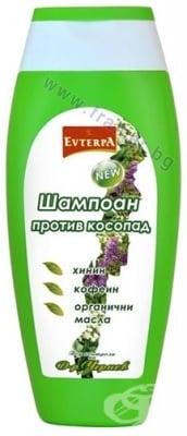 ЕВТЕРПА ШАМПОАН ПРОТИВ КОСОПАД 200 мл.