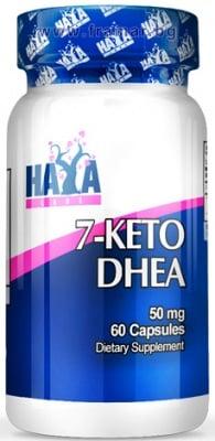 ХАЯ ЛАБС 7 - КЕТО DHEA капсули 50 мг. * 60