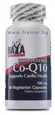ХАЯ ЛАБС КОЕНЗИМ Q10 капс. 100 мг. * 60