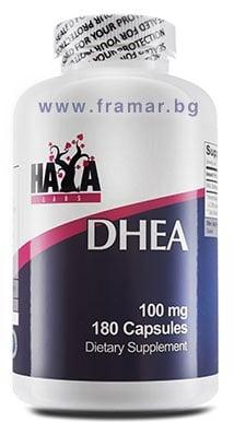 ХАЯ ЛАБС DHEA капс. 100 мг. * 180