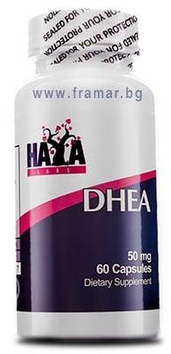 ХАЯ ЛАБС DHEA капс. 50 мг. * 60