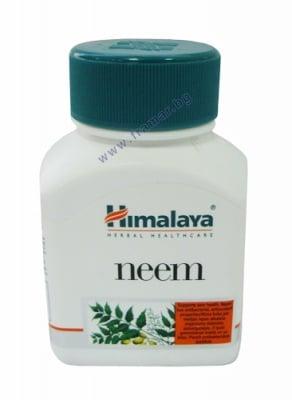 НИЙМ – за красива и здрава кожа – табетки х 60, THE HIMALAYA DRUG CO