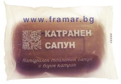 КАТРАНЕН САПУН 60 гр.