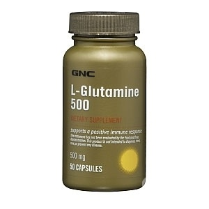 L - ГЛУТАМИН капс. 500 мг. * 50 GNC