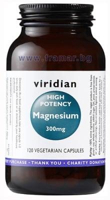 МАГНЕЗИЙ 300 мг * 120 капсули