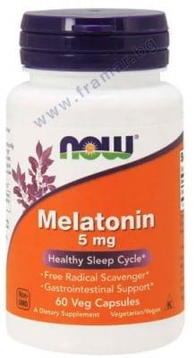 МЕЛАТОНИН 5 мг * 60 капсули