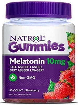 ГЪМИ МЕЛАТОНИН 10 мг. * 90 дъвчащи таблетки