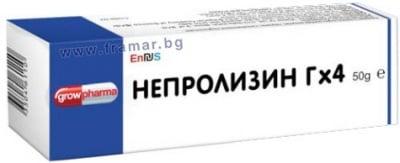 НЕПРОЛИЗИН Gx4 ПРОТЕОЛИТИЧЕН ЕНЗИМЕН гел 50 гр.