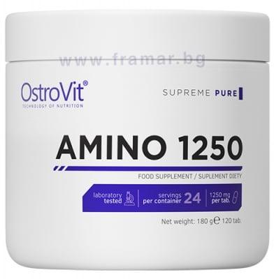 АМИНО 1250 * 120 таблетки