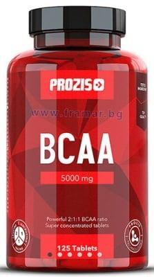 ПРОЗИС BCAA таблетки 5000 мг * 125