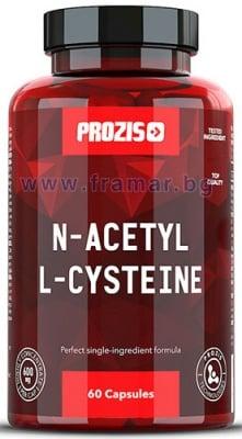 ПРОЗИС N-АЦЕТИЛ L-ЦИСТЕИН капсули 600 мг * 60