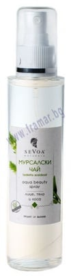СЕВОА ЕТЕРИЧНА ВОДА ОТ МУРСАЛСКИ ЧАЙ (AQUA BEAUTY SPRAY) 135 мл