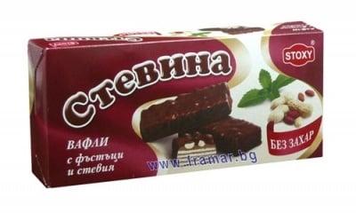 ВАФЛИ СТОКСИ СТЕВИНА 180 гр.