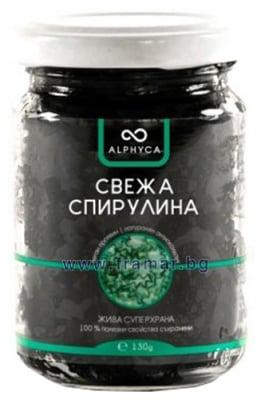 СПИРУЛИНА СВЕЖА ПАСТА 130 гр.