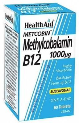 ВИТАМИН Б 12 МЕТИЛКОБАЛАМИН * 60 таблетки