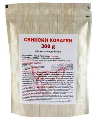СВИНСКИ КОЛАГЕН 300 гр.