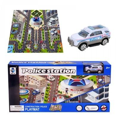Игра Полицейска станция