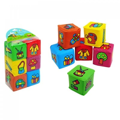 Меки кубчета