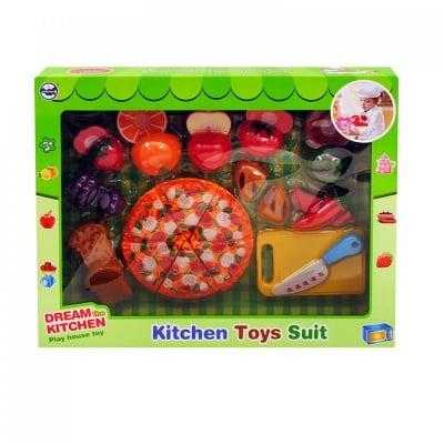 Комплект пица с продукти