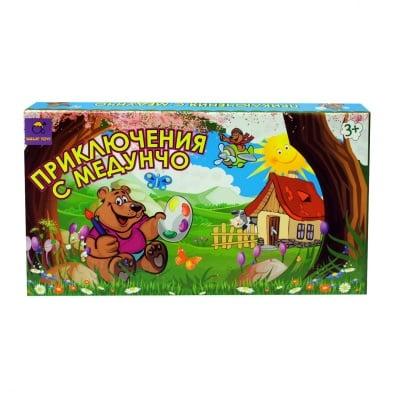 Игра Приключения с Медунчо