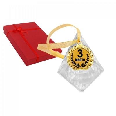"""Златен медал / масивен / """"3 място"""""""