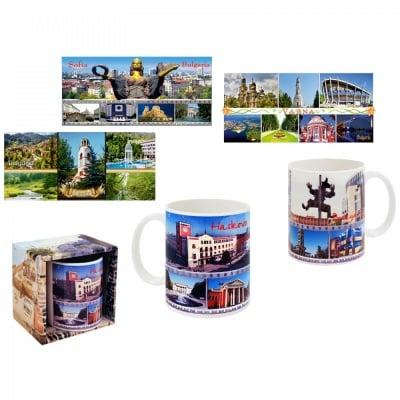 Сувенирна чаша /туристически обекти/