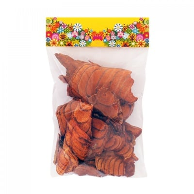 Естествени материали за декорация кора от дърво - 100гр., COSMOPOLIS