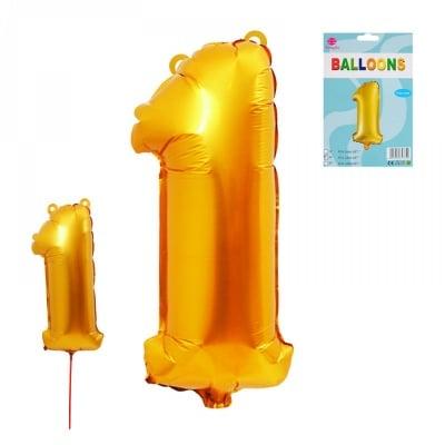 Балон - Цифра 1