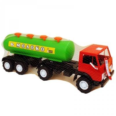 "Камион - Цистерна ""Мляко"""